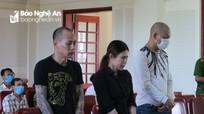 Tòa Nghệ An tuyên xử giang hồ sống ảo Trường 'con' cùng người tình