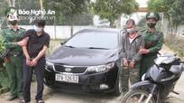 Triệt xóa đường dây mua bán ma túy lớn qua Cửa khẩu Thanh Thủy