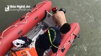 Tìm thấy thi thể người phụ nữ nhảy cầu Bến Thủy 1 tự vẫn