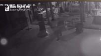 Kẻ gian đột nhập chùa trong đêm lấy trộm hòm công đức