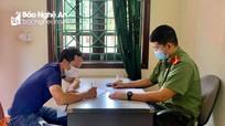 Nghệ An: Xử lý trường hợp đăng thông tin sai sự thật về bán thuốc chữa bệnh Covid-19