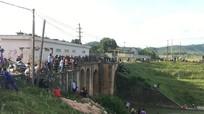 Nam thanh niên đuối nước thương tâm tại Đô Lương