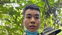 Bắt đối tượng thủ vũ khí 'nóng' dựng lán bán ma túy trong rừng sâu ở Nghệ An