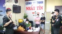 Nghệ An: Đánh sập đường dây núp bóng doanh nghiệp cho vay nặng lãi hơn 500 tỷ đồng