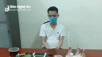 Bắt Kỷ 'Duy' - tay bán lẻ ma túy nhức nhối ở thị trấn huyện lúa