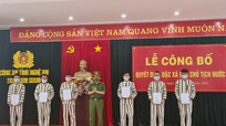Nghệ An: 36 phạm nhân được giảm án, tha tù trước thời hạn