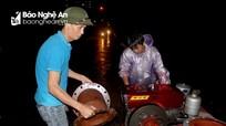 Bàn giải pháp thoát nước, chống ngập đô thị thành phố Vinh