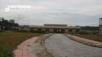 Giao dịch đất ở nhiều huyện miền núi Nghệ An ế ẩm