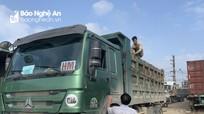 Nghệ An: Cắt hơn 50 thùng xe cơi nới trên các tuyến quốc lộ