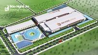 Nhà máy may tạo việc làm cho 8.000 lao động ở Yên Thành sắp đi vào hoạt động