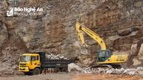 Tăng cường quản lý tài nguyên khoáng sản ở Yên Thành
