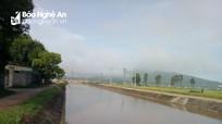Nghệ An đóng kênh chính bara Đô Lương