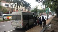 Nghệ An: Xe dù, bến cóc, xe hợp đồng ngang nhiên hoạt động