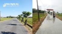 Xã Thịnh Sơn (Đô Lương) ưu tiên đầu tư kết cấu hạ tầng theo hướng đồng bộ