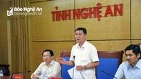 Chủ tịch UBND tỉnh Thái Thanh Quý: Chống dịch tả lợn Châu Phi phải thực sự 'như chống giặc'