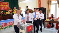 Đảng bộ xã Lý Thành: Phấn đấu tốc độ tăng trưởng kinh tế bình quân 5 năm đạt 7,5-8%