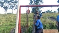 Hơn 7.800 hộ dân mất nước sinh hoạt sau sự cố vỡ đập Bara Đô Lương