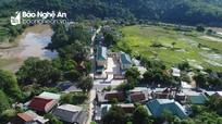 Xã đầu tiên của huyện biên giới Kỳ Sơn (Nghệ An) về đích nông thôn mới
