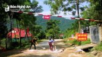 Dịch tả lợn châu Phi bùng phát ở huyện vùng cao Nghệ An