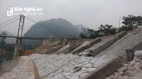 Nghệ An đầu tư 17 tỷ đồng xây kè chống sạt lở bờ sông Lam đoạn qua cầu Chôm Lôm