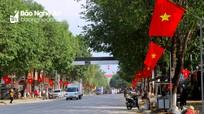 Phố núi Quế Phong (Nghệ An) vắng bóng đào Tết