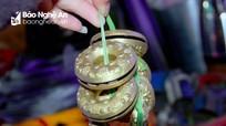 Độc đáo những mặt hàng Tết chỉ có ở chợ vùng cao Nghệ An