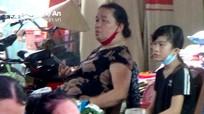 Người dân Diễn Châu thờ ơ với dịch bệnh Covid-19