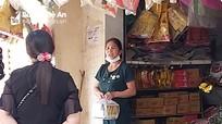 Nghệ An: Nhiều chợ dân sinh thờ ơ với phòng dịch Covid-19