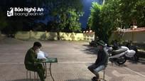 66 trường hợp vi phạm quy định phòng dịch ở Yên Thành bị xử lý