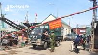 Nhiều địa phương ở Nghệ An chuyển thực hiện từ Chỉ thị 16 sang Chỉ thị 15