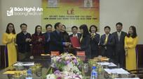 Bưu điện tỉnh ký kết thỏa thuận hợp tác với Liên đoàn Lao động tỉnh