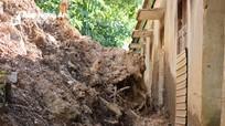 Kỳ Sơn: Nhiều bản làng, trường học vẫn chưa thoát cảnh ngập bùn