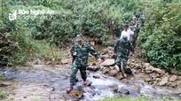 Giao ban 4 huyện biên giới của Lào với huyện Kỳ Sơn (Nghệ An)