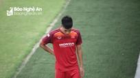 Cầu thủ người Nghệ An chia tay U23 Việt Nam