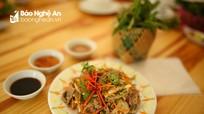 Nghệ An: Tổ chức Festival ẩm thực du lịch quốc tế 2019 dự kiến 100 gian hàng