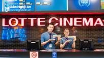 Quà tặng bảo vệ môi trường độc đáo cho fan cuồng phim tại Lotte Cinema Vinh