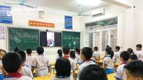 Không khí khai giảng năm học mới của nhiều trường học ở Nghệ An
