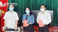 Lãnh đạo tỉnh ghi nhận nỗ lực của các cơ quan báo chí trên mặt trận tuyên truyền phòng, chống dịch