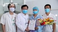 Bệnh nhân ung thư máu đầu tiên được ghép tế bào gốc thành công tại Bệnh viện HNĐK Nghệ An