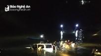 Nghệ An: Tai nạn nghiêm trọng trên cầu trong đêm khiến 5 người thiệt mạng