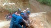 Nghệ An: Sớm ổn định cuộc sống người dân sau lũ