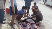 Một công nhân bị điện giật tử vong trên công trường