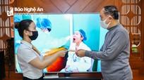 Nghệ An: Kế hoạch chi trả lương hưu và chế độ an sinh xã hội tháng 9 và 10/2021