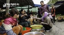 Nhộn nhịp chợ cá chép cúng ông Táo