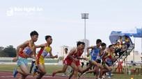 Nghệ An giành 2 HCV tại Giải vô địch Điền kinh trẻ quốc gia
