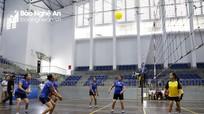 225 VĐV tham gia giải thể thao người cao tuổi năm 2018