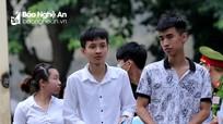 Kỳ thi THPT Quốc gia 2019 tại Nghệ An diễn ra an toàn, nghiêm túc