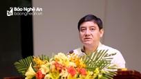 Bí thư Tỉnh ủy Nguyễn Đắc Vinh nhấn mạnh 5 nguyên tắc trong xây dựng nông thôn mới ở Nghệ An