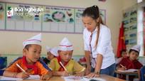 Chất lượng giáo viên nhiều địa phương ở Nghệ An thiếu và yếu