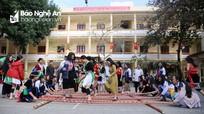 Nhiều sắc màu văn hóa trong ngày kỷ niệm thành lập của Trường THPT Dân tộc nội trú